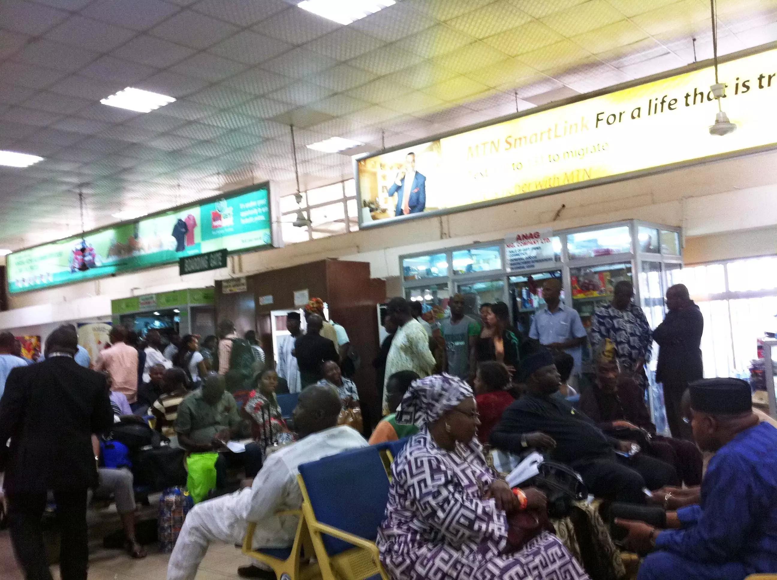 Bad Weather Disrupts Flights Across Nigeria