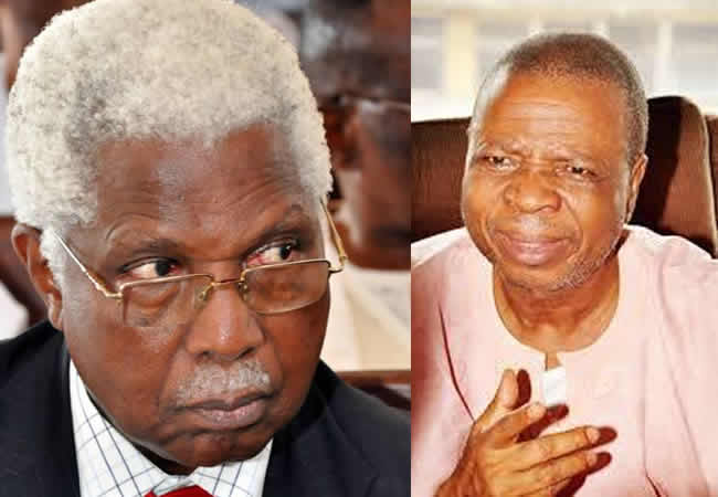 My Encounter With Ekwueme In Prison –Babatope