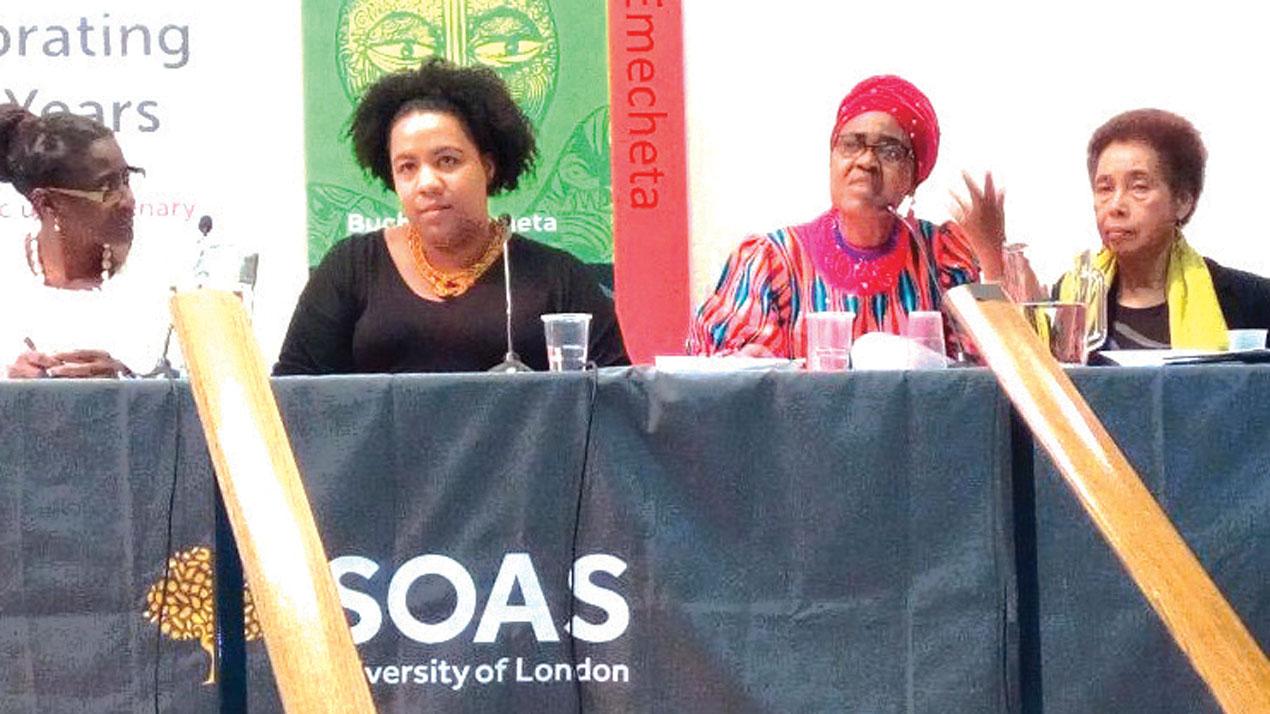 Celebrating Buchi Emecheta In London A Year After