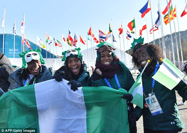 Nigerian Women Fight Fear To Make Olympic Bobsleigh History