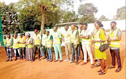Nsukka LG Inaugurates 60 Environmental Marshals