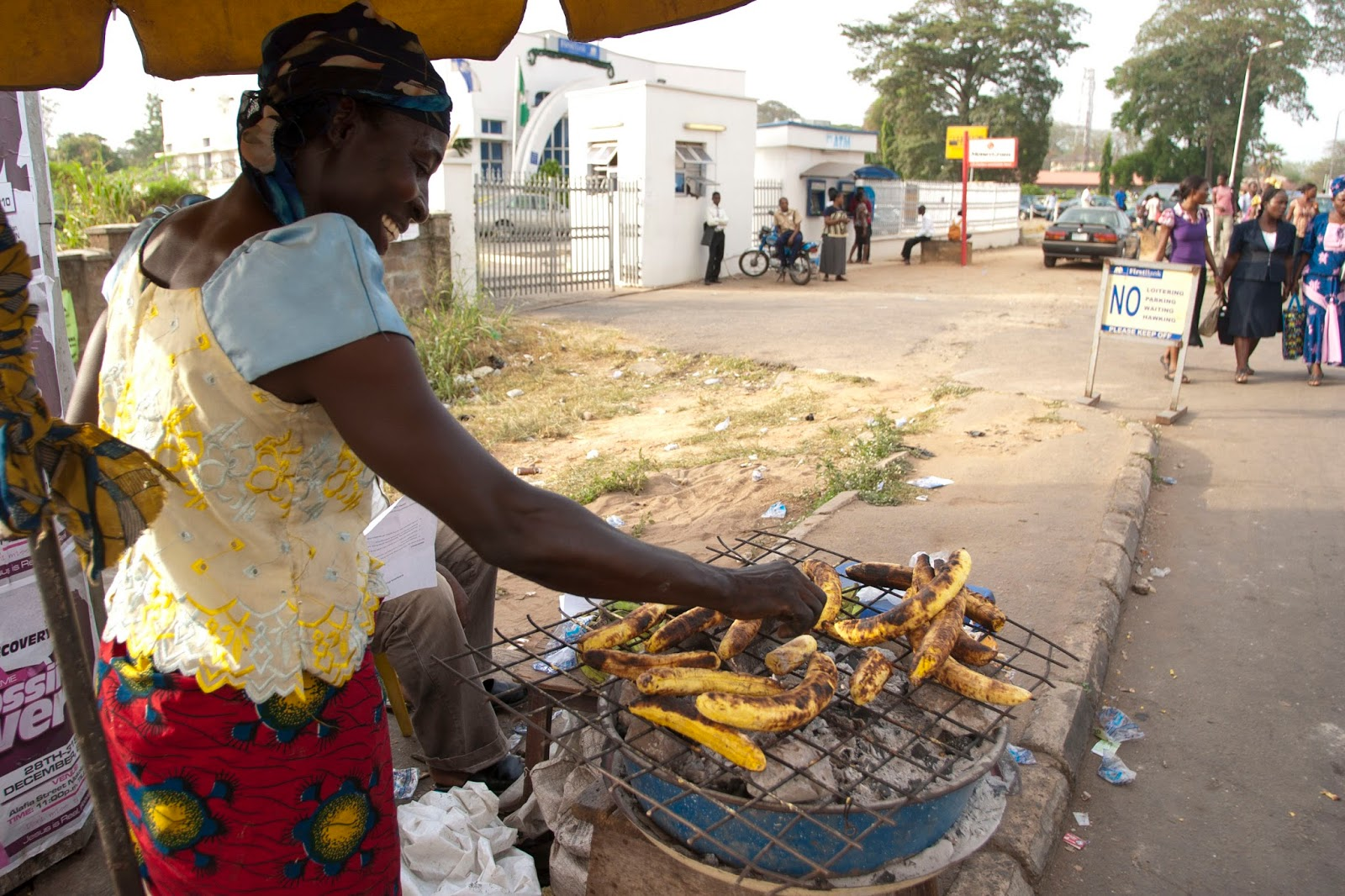 Train Crushes Plantain Seller In Rivers