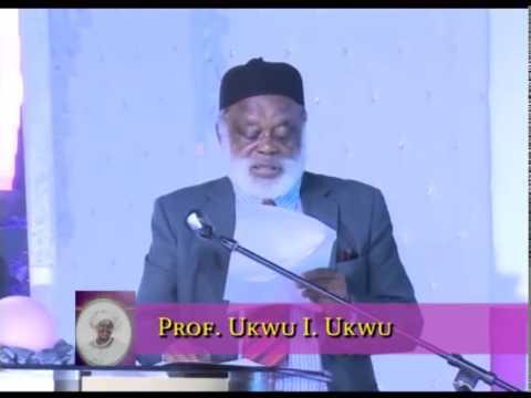Ukwu I. Ukwu, ECS Ex-Education Commissioner Dies At 84